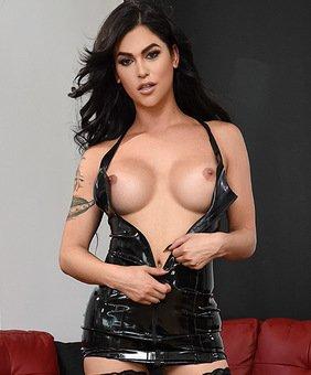 Domino Presley VR Pornstar